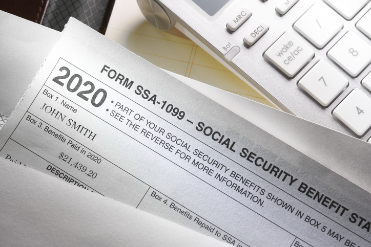 social security tax form
