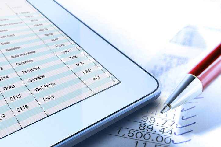 balancing your personal budget